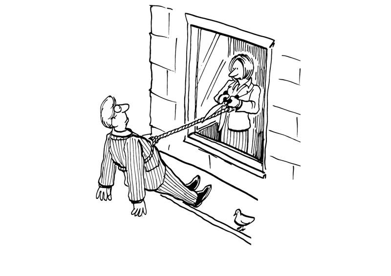 Comic Heide Zachhuber Unternehmensberatung